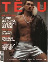 Tetu French Gay Interest September 2003 Affaire Alegre Quand les 062218DBF2
