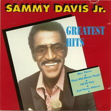 Sammy Davis jr. Greatest Hits (Hey There, All Of You, That Old Black Magic) CD