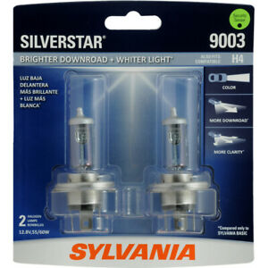 Dual Beam Headlight  Sylvania  9003ST.BP2