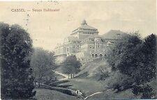 Cassel, Neues Hoftheater, 1909