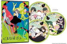 Gatchaman Crowds Complete Collection DVD (814131016751)