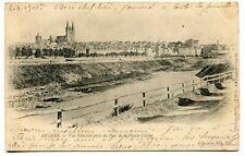 CPA - Carte Postale - France - Angers - Vue Générales prise du Pont de la Haute