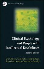 Clinical Psychology and People with Intellectual Disabilities (Wiley-ExLibrary