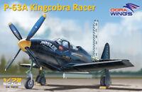 Bell P-63A Kingcobra Racer (Sohio Handicap) << Dora Wings #72010, 1:72 scale
