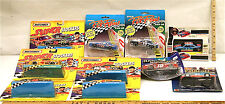 12 Pc 1/43 Scale Lot 1992 Matchbox Super Stockers Tootsietoy Road Champs  NOC