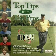 New Medicus Dvd To Tips From Top Pros With Mark O'Meara Instructional Golf Video