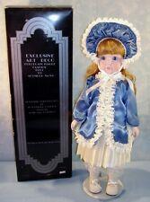 Seymour Mann Art Deco Doll, Reproduction of 1920's Fashion Designs