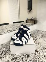 """Nike Air More Uptempo """"Olympic"""" Mens Size 11"""