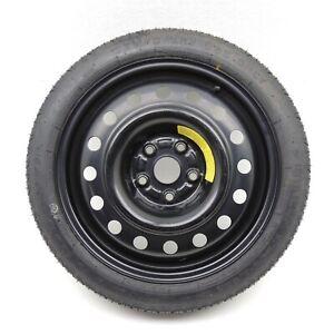 2017 Subaru Impreza Wrx Emergency Compact Spare Tire Wheel T145/70D17 106M -034