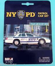 NYPD New York City Police Department Ford Crown Victoria 1:43 Scale Diecast New