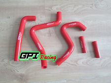 FOR Kawasaki KX250 KX 250 1994-2002 95 96 97 98 99 01 Silicone Radiator Hose