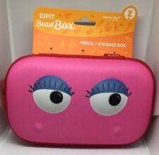 Zipit Beast Box Hard Shell Pencil Storage Box New With Tags