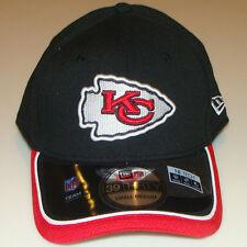 New Era Hat Cap NFL Football Kansas City Chiefs Reverse 39THIRTY M/L Flex Fit