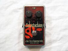 Used Electro-Harmonix EHX Satisfaction Fuzz Effects Pedal