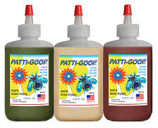 PATTI-GOOP 3-PACK SGRFDB THINGMAKER CREEPY PLASTIGOOP CRAWLERS  BUGMAKER MATTEL
