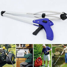 Foldable Pick Up Grabber Lightweight Extender Gripper Tool Durable Trash Picker