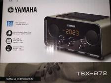 Yamaha TSX-B72 Dark Green Desktop Bluetooth Radio Audio System, NIB FAST SHIP