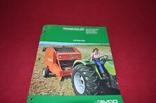 New Idea 456 Bale King Round Baler Dealers Brochure DCPA