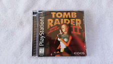 Tomb Raider Ii Starring Lara Croft (Sony PlayStation 1, 1997) ps1