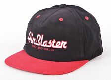 2014 NWT MENS AIRBLASTER TEAM HAT $24 O/S Blazer/Black corduroy embroidered cap