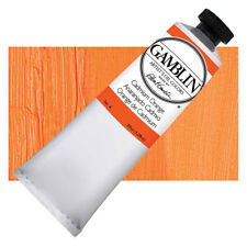 Gamblin - Artist Oil Color - 37Ml Tube - Cadmium Orange 1208 NEW