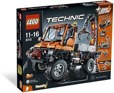 LEGO TECHNIC 8110 MERCEDES-BENZ UNIMOG 400 - NUOVO - SEALED - MISB - IDEA NATALE