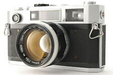【EXC+++++】Canon 7S + 50mm f/1.4 Ltm Lens Rangefinder Camera From Japan 1437