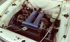 Mk1 Lotus Cortina Steel Vacuum Servo Pipe Girling Mk2a