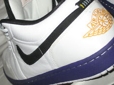 Jordan 1 one  Phat Lakers champs playoffs Champions
