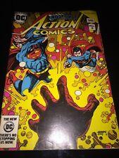 DC Australian Edition Superman Staring In Action Comics No4