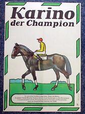 DDR poster-Karino il campione-POLONIA POLSKA-a2 Film Poster Manifesto (k-1340