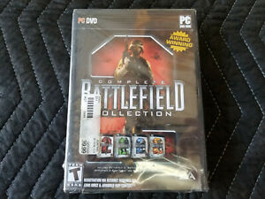 Battlefield 2: Complete Collection (Windows PC DVD, 2007) Brand NEW