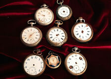 LOTTO OROLOGI DA TASCA LOT OLD POCKET WATCH MONTRE A GOUSSET RELOJES BOLSILLO 1