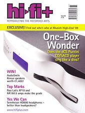 HI-Fi+ magazine  issue  65  Hi-Fi    June  2009