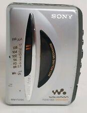 As Is Sony Walkman Wm-Fx195 Am Fm Cassette Player For Parts