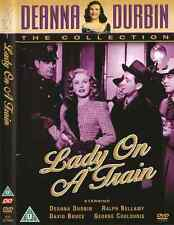 Deanna Durbin - Lady on a Train (NEW & SEALED)