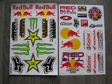 2x Aufkleber Sticker Bogen KTM Racing Tuning Biker Motorcross Motorradsport GT