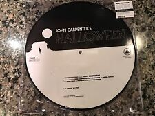 Halloween/Escape From New York Picture Disc! Limited.