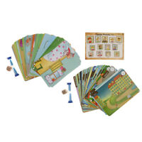 Memory Game Cards Learning Educational Toys For Baby Kids