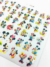 180x Mickey Childrens Mouse Kids Stickers School Teacher Classroom Cool Diary
