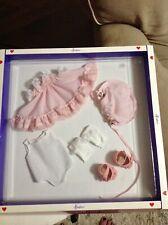 Effenbee Patsy Clothing Vtg pink dress W matching shoes, hat, socks, new