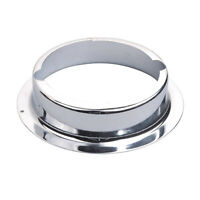 152mm Speed Ring Insert for Speedotron Beauty Dish Softbox Photo Studio Light