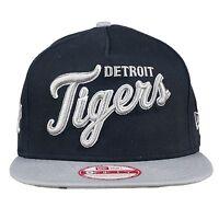MLB NEWERA 9FIFTY Snapback Cap FLIP UP TEAM Detroit Tigers Hat