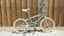 1983 Mongoose Pro Class BMX Supergoose (full cromo) loop tail frame made in USA