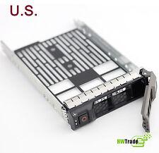 """SAS HDD Tray Caddy F238F 0F238F for Dell 3.5"""" R720 R710 R620 T710 R730 US-Seller"""