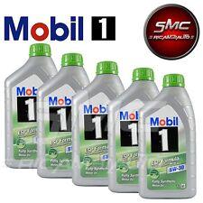 OLIO MOTORE MOBIL 1 5W30 ESP 5 LITRI