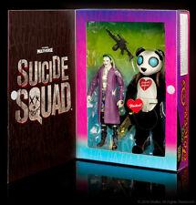 SDCC 2016 Mattel Exclusive Suicide Squad The Joker And Panda Man