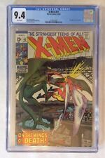 X-Men, Vol 1, #61, 10/69, CGC 9.4, White Pages, Neal Adams cover & art