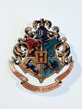 Spilla-Harry Potter-Hogwarts Scuola BADGE-GRATIS UK P & P... CG0673