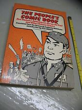 THE  PEOPLE'S COMIC BOOK 1973  ILLUSTRATED  252  PAGES